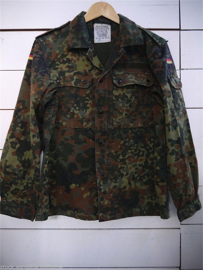 Veste Militaire Allemagne Surplus De L Armee Allemande Tenues