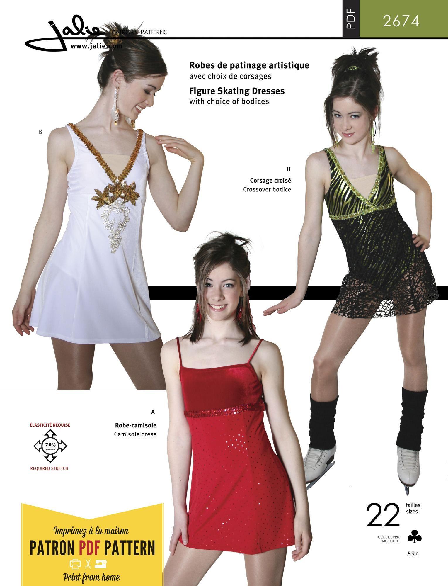 Dance Costume Patterns Best Design Inspiration