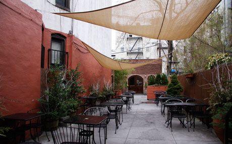 Benchmark Restaurant Love New York Restaurant Exterior