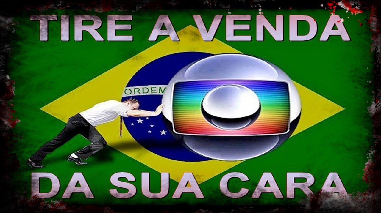 Globo - Manipulação de Mídia - Corrupção | Memes bolsonaro, Rede ...