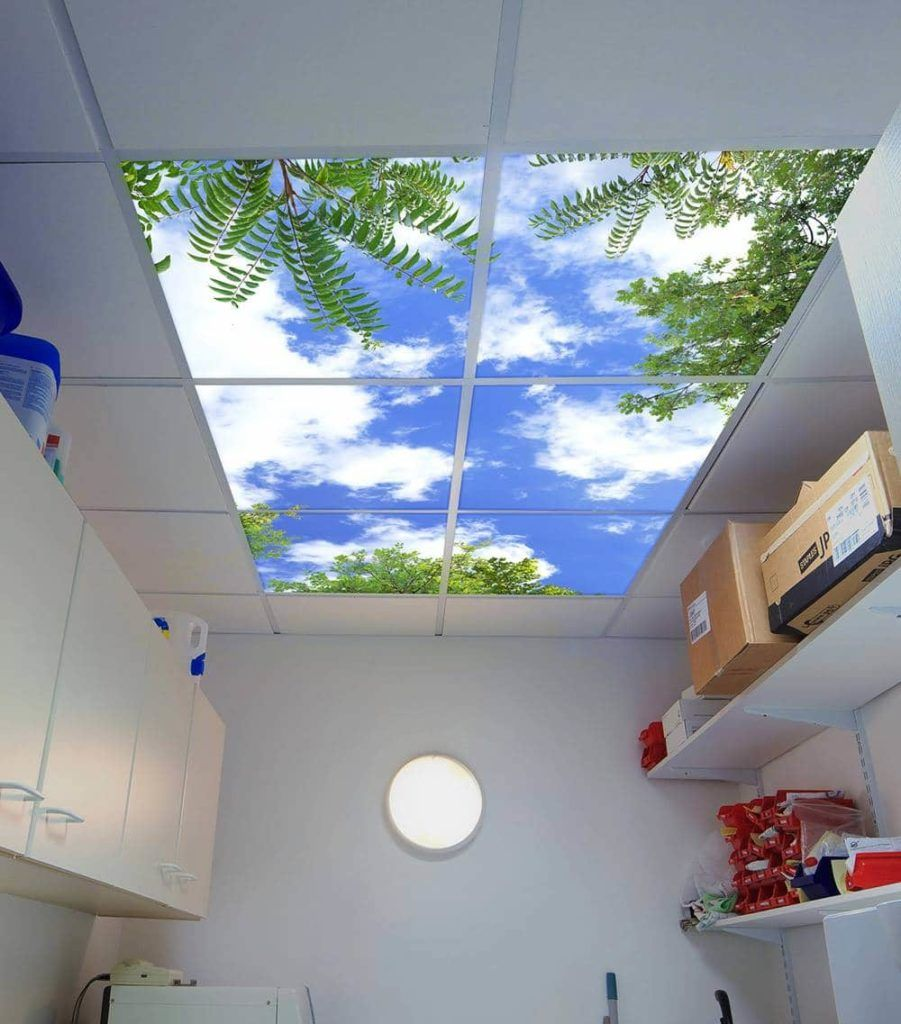 100 Incroyable Concepts Ciel De Plafond Led