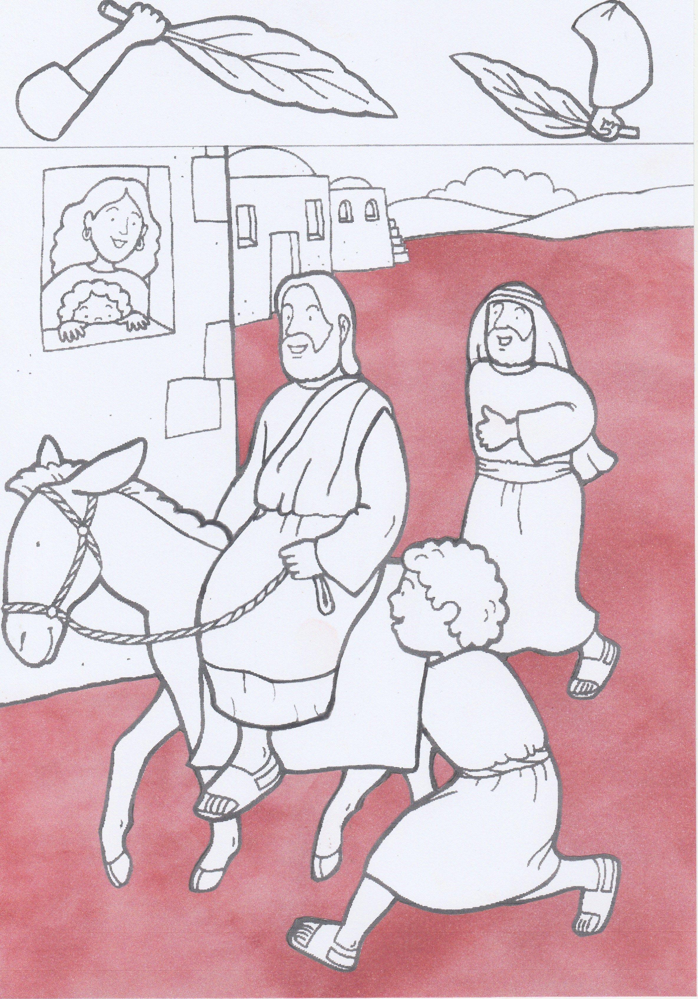 Knip De Strook Van De Kleurplaat Af Knip De Armen Uit En Maak Ze Met Een Splitpen Vast Op De Juiste Plaats Van De Kleurplaat Z Ilustracoes Infantil Religioso