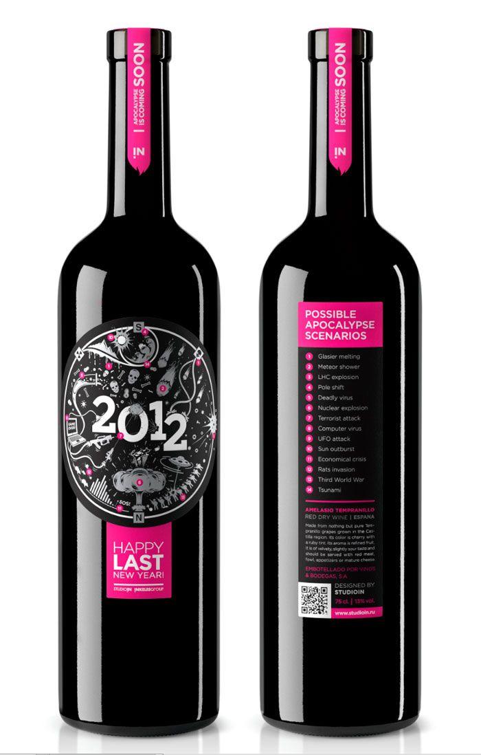 apocolypse wine @Megan Ward Griffith \\