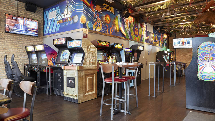 Replay Andersonville in 2020 Arcade bar, Andersonville