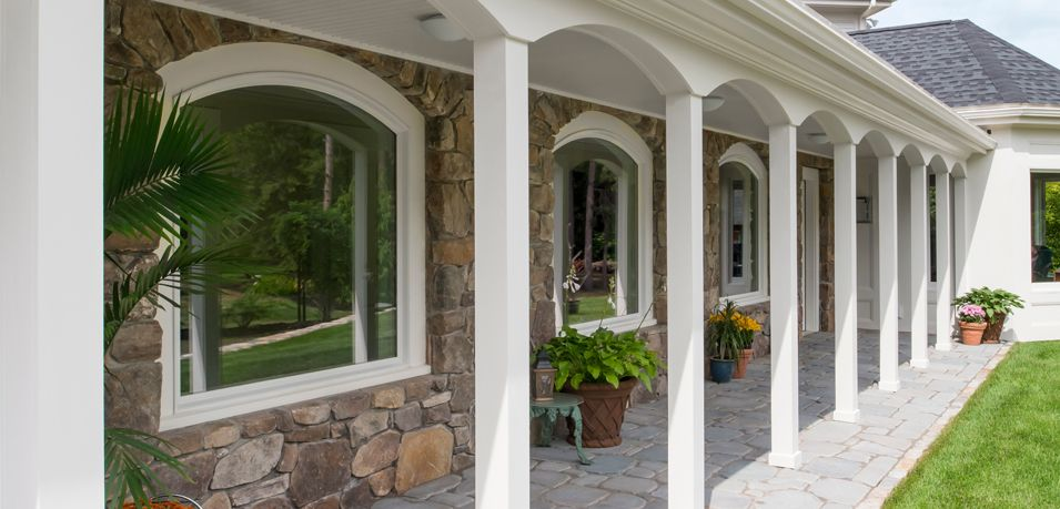 Low Maintenance Azek Column Wrap Made Of Durable Cellular Pvc Is Easy To Install Even By Just One Person Diy