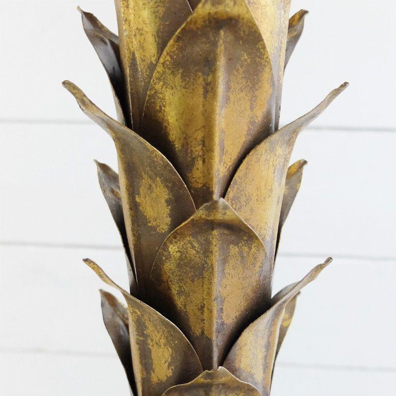 Pair of Palm Tree Floor Lamps  - lamp - Lighting - Via Antica