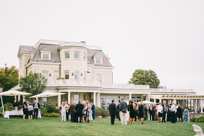 Newport Rhode Island Mansion Wedding The Chanler Kara Mike In 2020 Rhode Island Mansions Newport Rhode Island Mansions