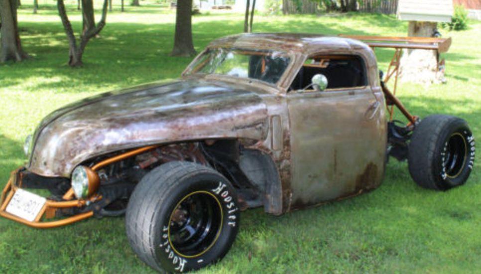 1947 Chevrolet Pickup Rat Rod For Sale   GM Authority   1963 rat ...