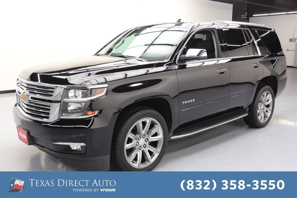 For Sale 2017 Chevrolet Tahoe Premier Texas Direct Auto 2017