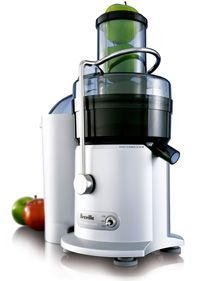 Contest: Win a Breville Juice Fountain Plus and a SPUD Organic Juicing Box | Vancouverscape