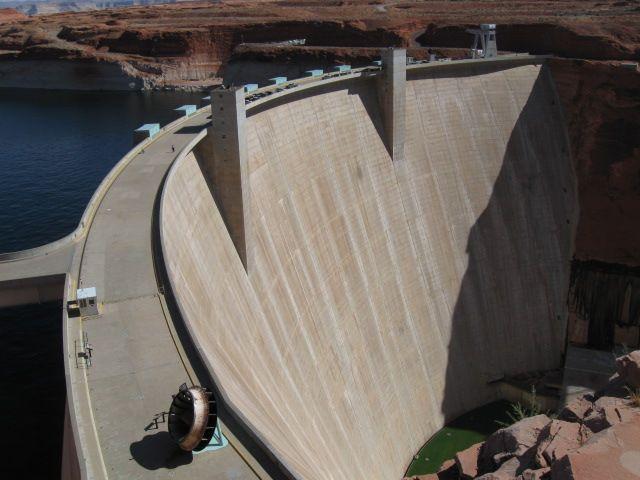 Glen Canyon Dam, AZ