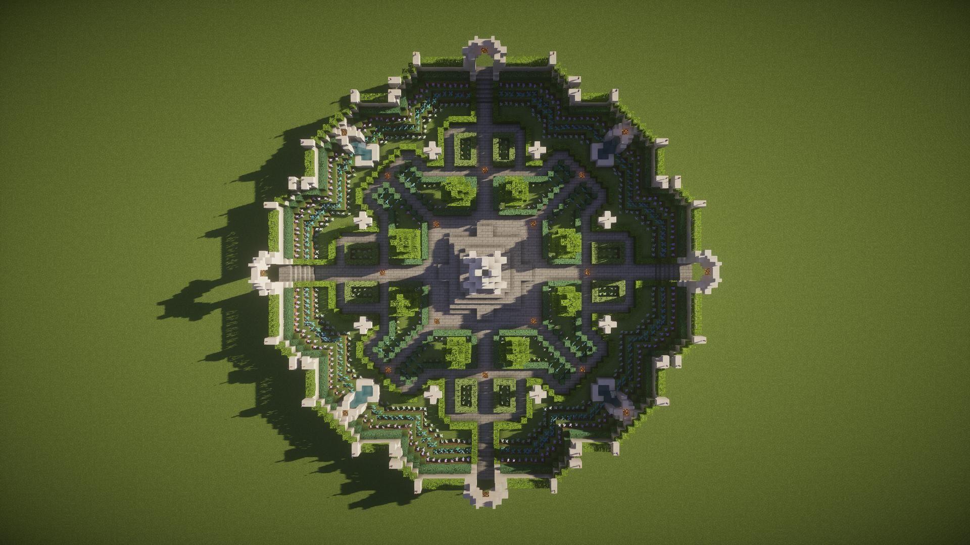Minecraft Spawn Garden Minecraft Garden Amazing Minecraft