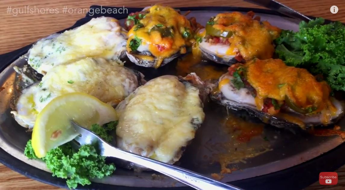 Succulent Gulf Seafood Secrets from Al Sawyer at King Neptune's. #GulfShores #shrimp #scallops #oysters #gsobeyw