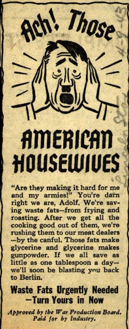 15 Fascinating World War II Vintage Ads & Posters