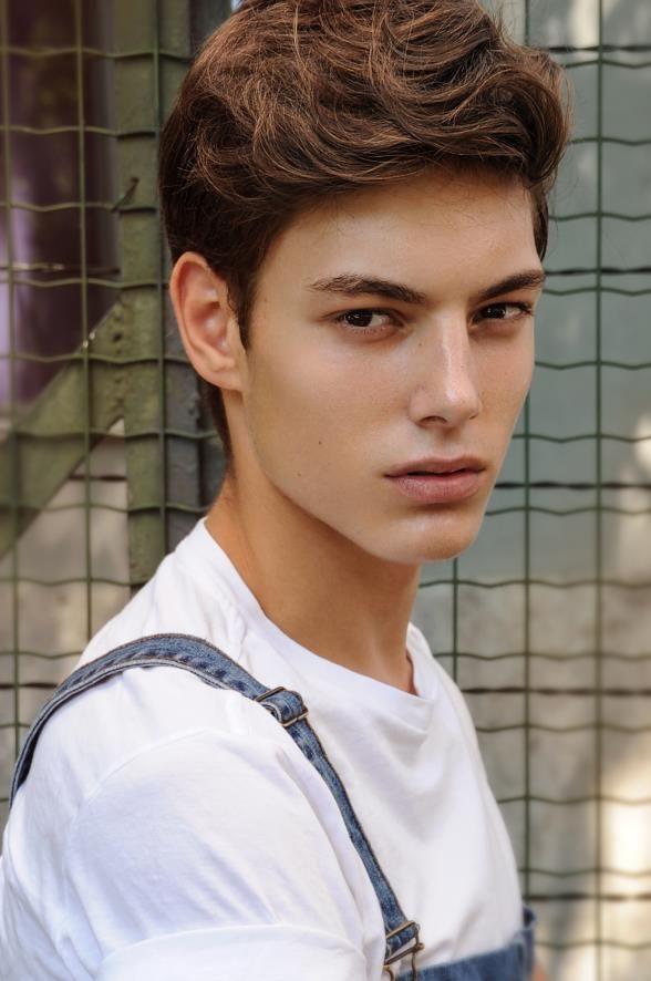 Nieuw George Scorus | Models • Male - Knappe jongens, Jongens en Mannen AB-53