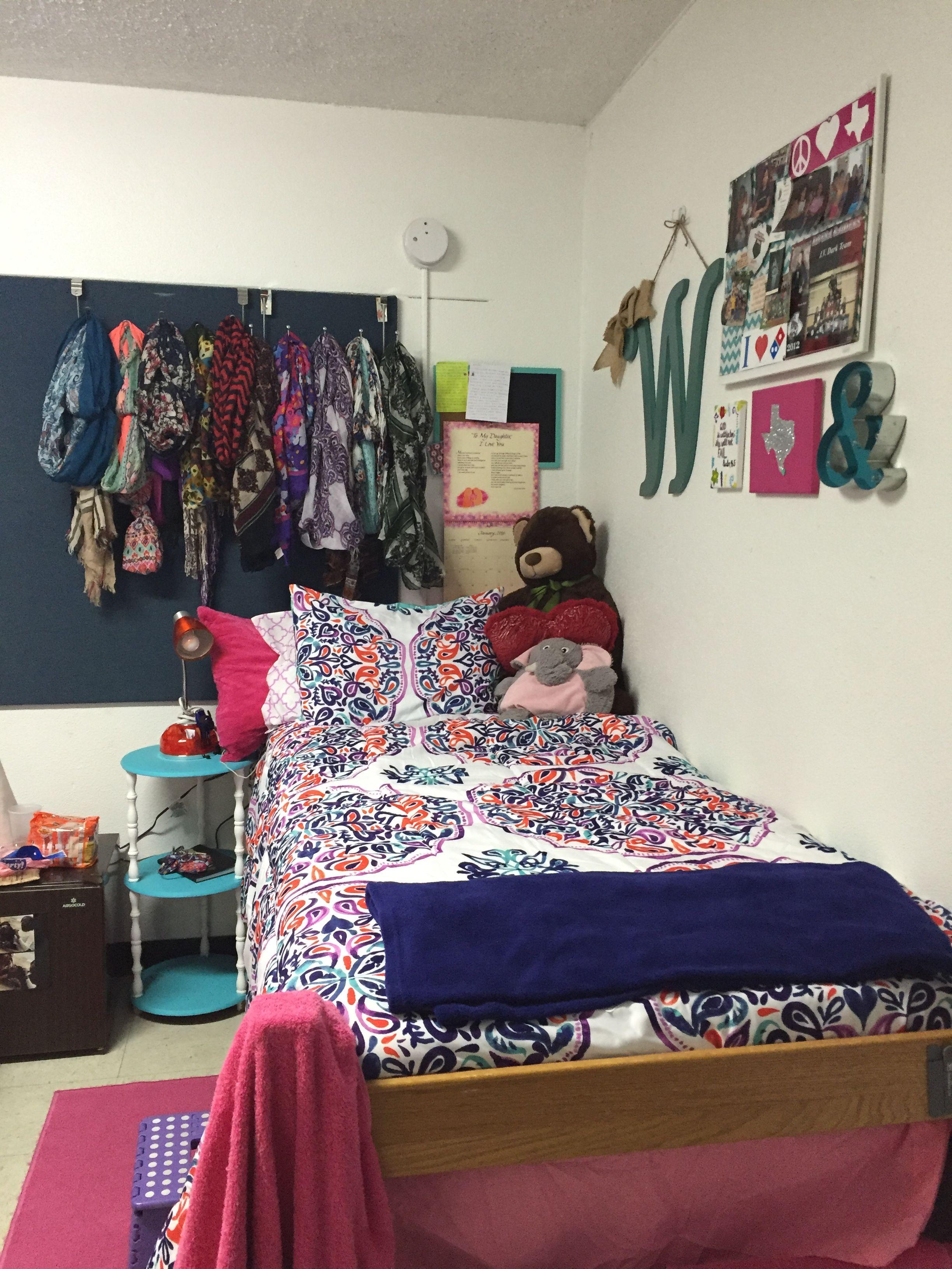 Sam Houston State University Dorm Room Small House Texas