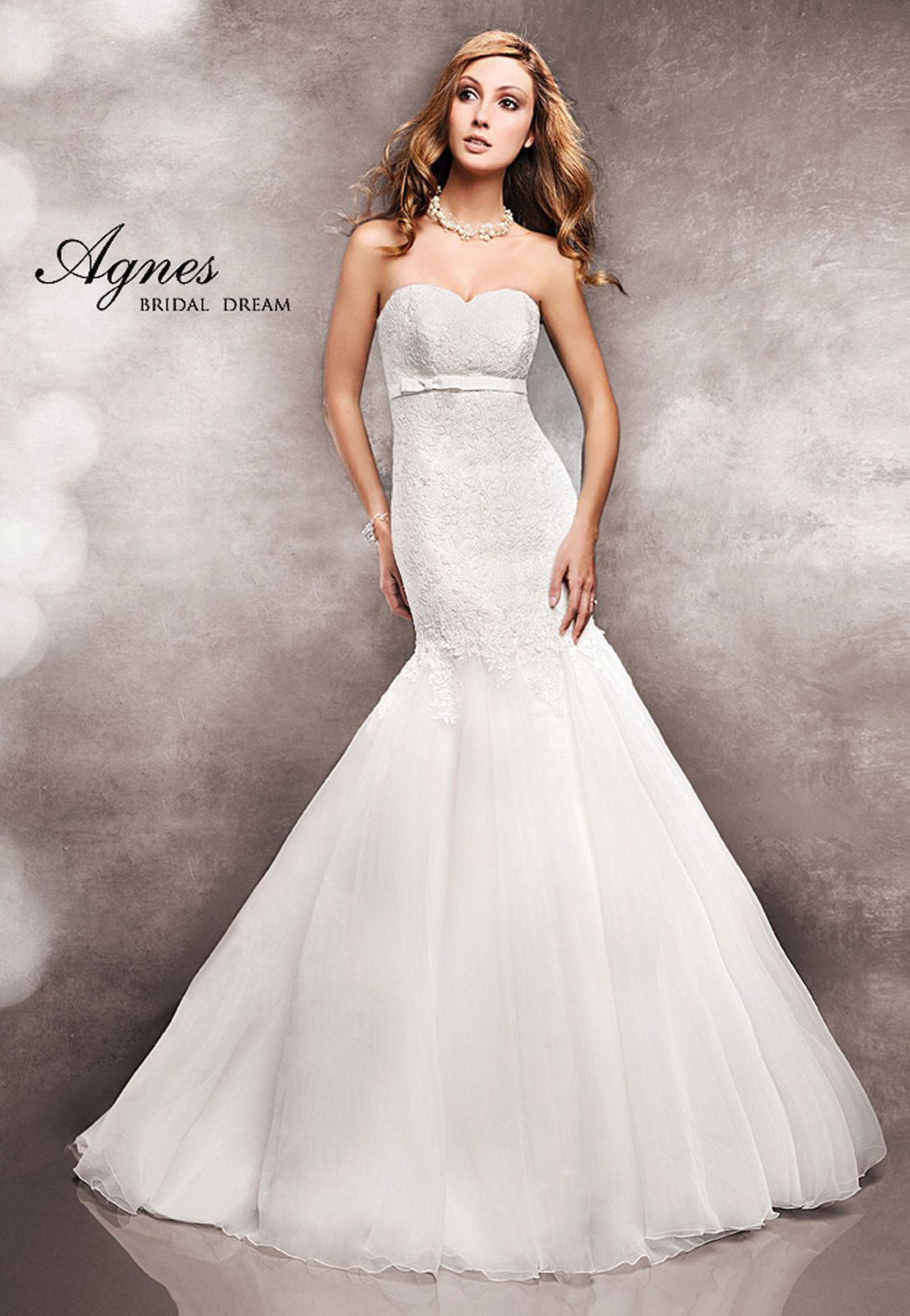 11263 from Agnes Bridal | Wedding Gowns & Inspirations | Pinterest ...
