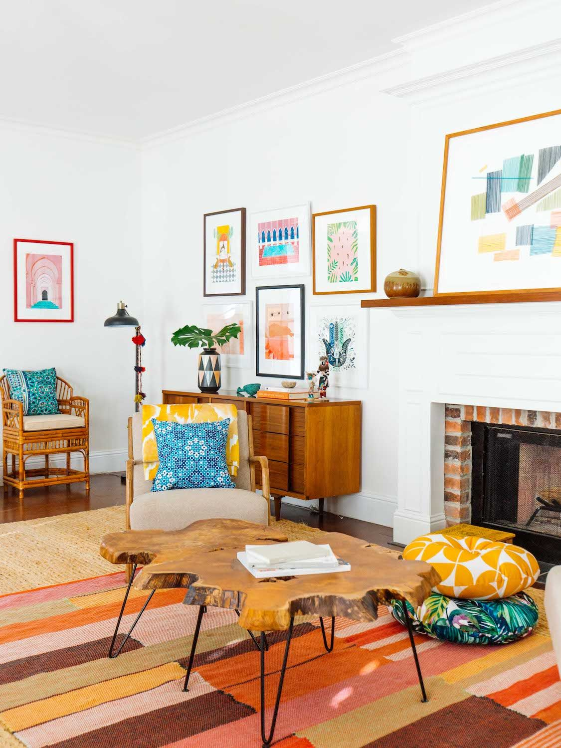 Inspired by marrakech 5 ways to bring bold moroccan style - Moroccan living room ideas pinterest ...