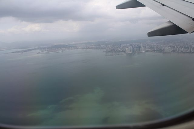Another view - PTY touch down