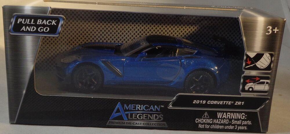 American Legends 2018 Chevrolet Camaro Zl1 1le Blue 1 43 Scale New Motormax Chevrolet Diecast American Legend Corvette