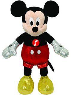 d31c1cc97c8 Ty Disney Laughing Mickey Beanie Boo Soft Toy 15 x 11 x 4.8 cm £7.56 freep+p