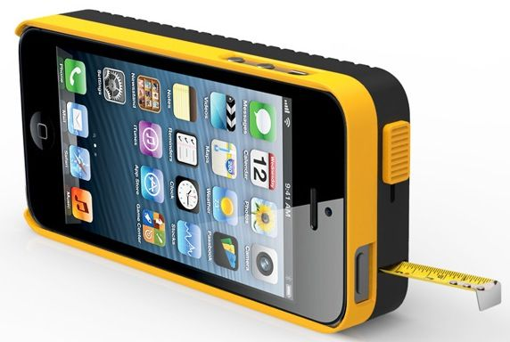 Measuring Tape iPhone Case Design Craziest Gadgets