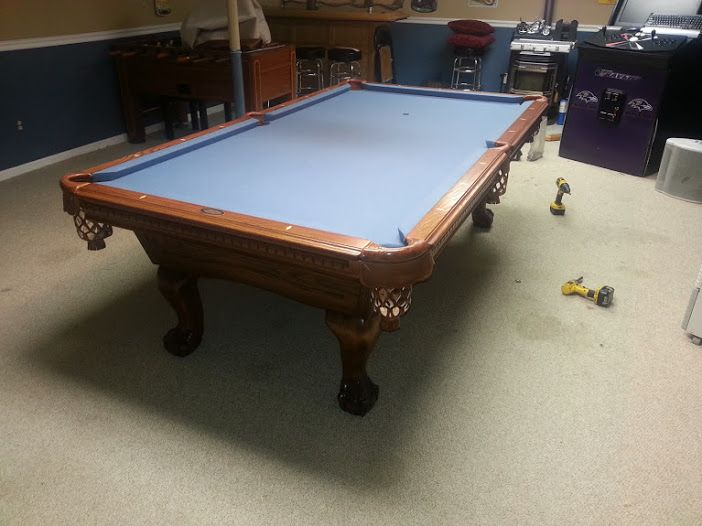 If You Looking For A Pool Table Assembly And Moving Service Contact - Pool table moving service