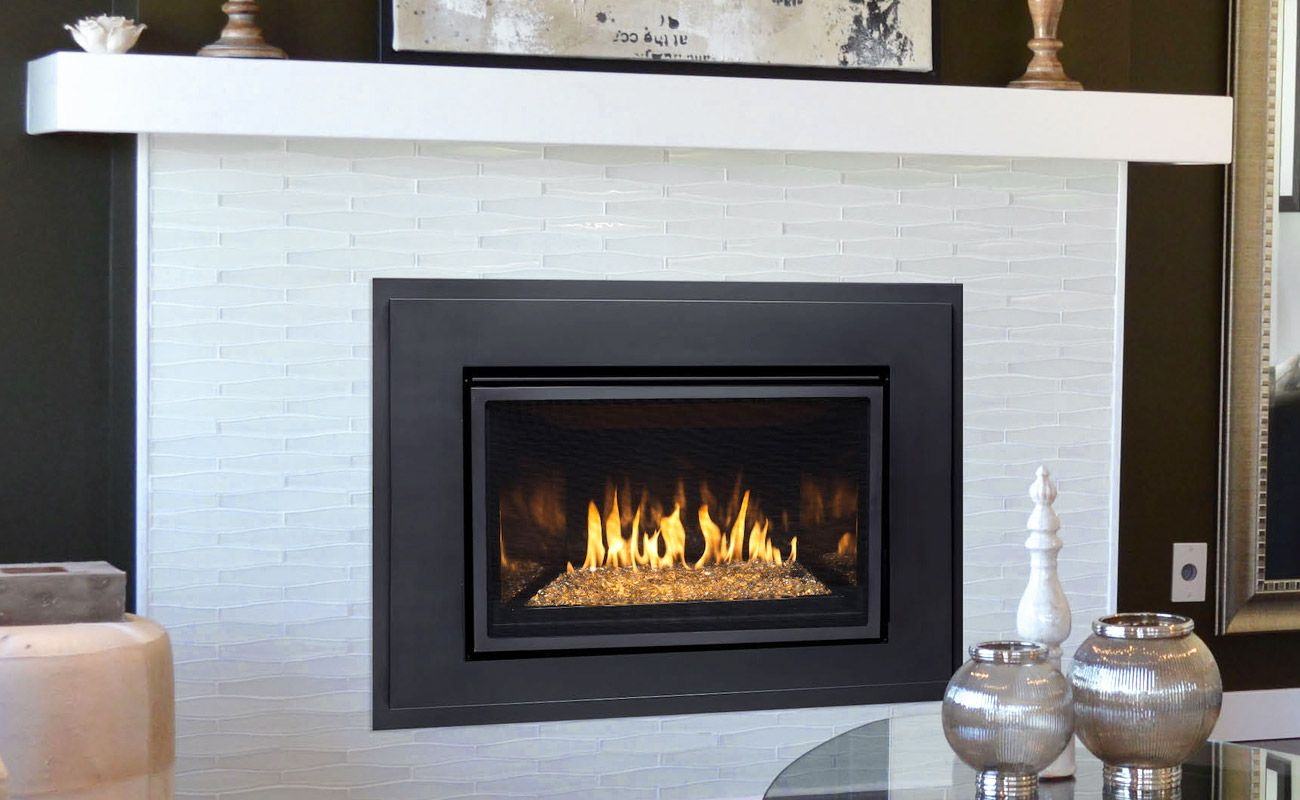 I Series Fireplace Gas Insert Living Styles
