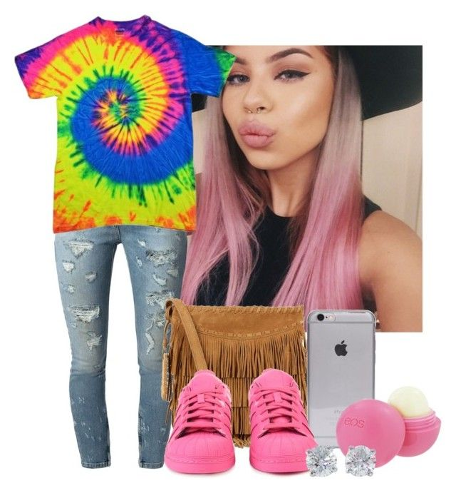 """""""Show Ya True Colors"""" by loviedubbie3 ❤ liked on Polyvore featuring Faith Connexion, Polo Ralph Lauren, Eos and Tiffany & Co."""