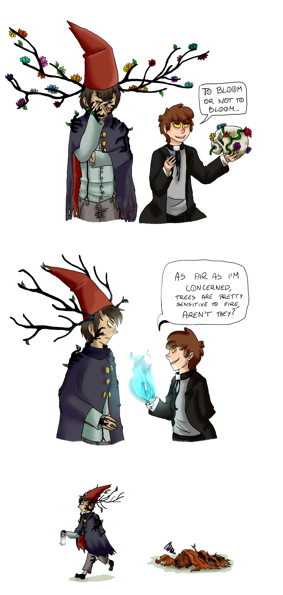 Well, You Deserved It By Chaosakideviantartcom On