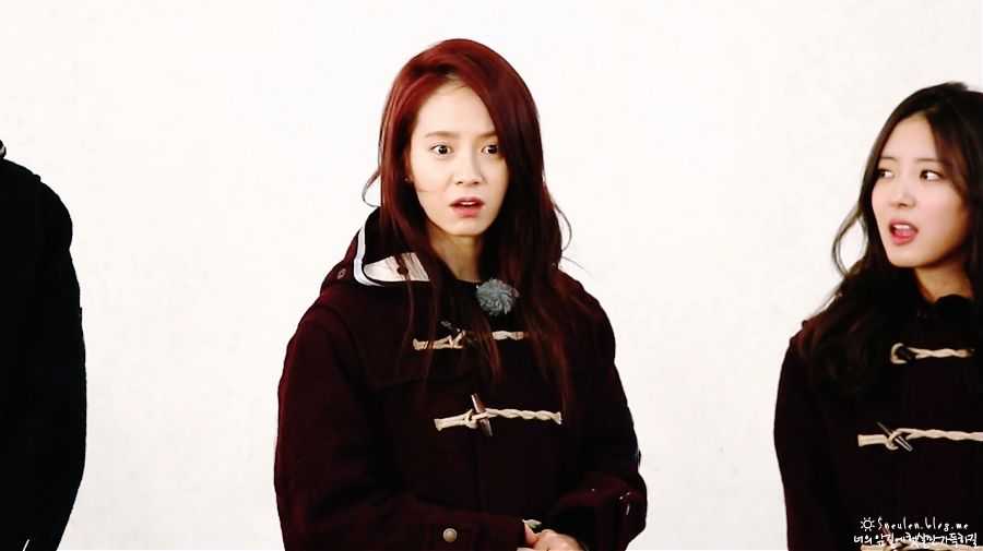 Song Ji Hyo, Running Man ep. 181. © on pic