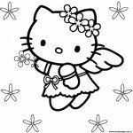 Hello Kitty omaľovanky – SLIMACIK.sk