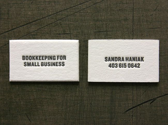 Bookkeeping for small business card visual identity pinterest bookkeeping for small business card colourmoves