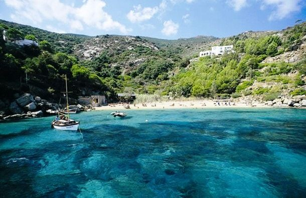 Isola del Giglio Tuscany, Italy Cool places to visit