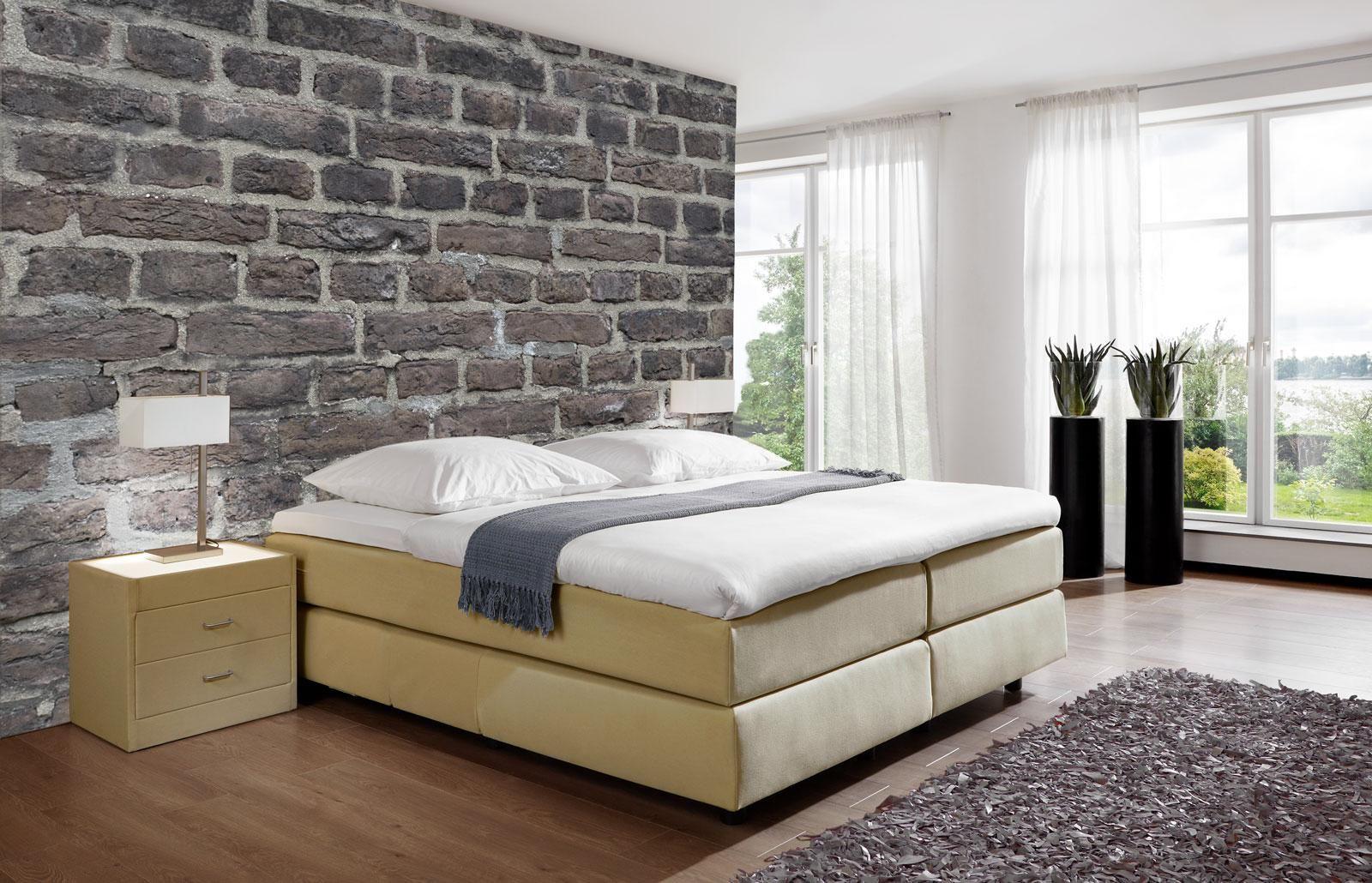 Bildergebnis für schlafzimmerwand grau gestalten | Schlafzimmer ...