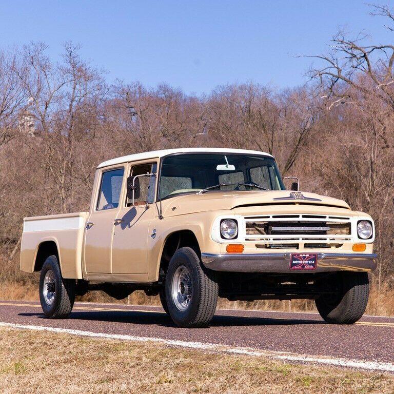 1968 International Harvester Travelette International Harvester Old Trucks For Sale Classic Trucks