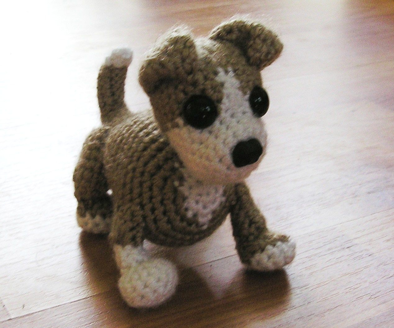 Download Pitbull Amigurumi Pattern (FREE) | things to try ...