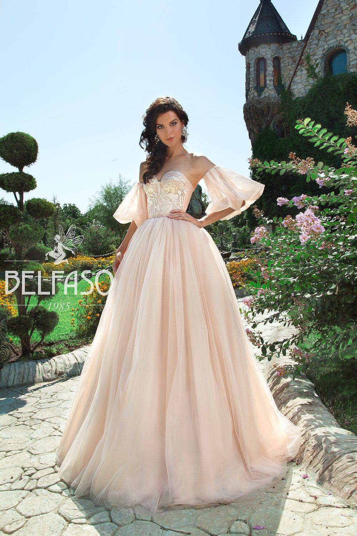 CARAMEL wedding dress by BELFASO | Bridal Collection | Pinterest ...