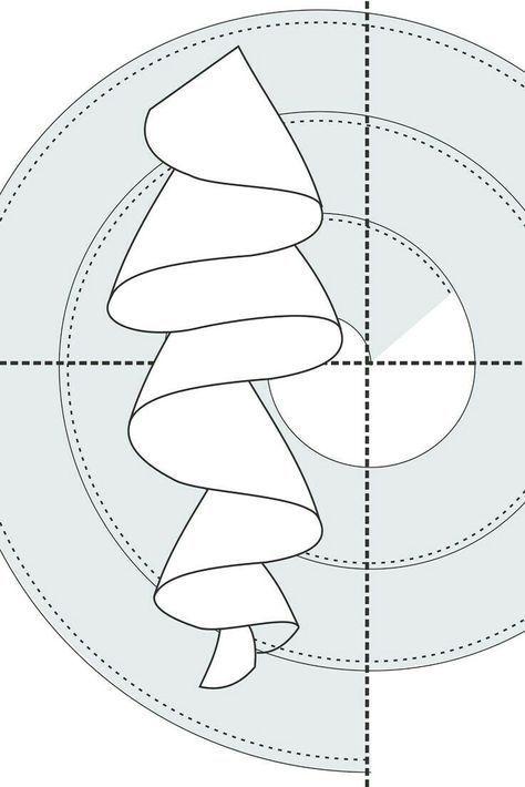 Volado formando caracol | bordados | Pinterest | Costura, Patrones y ...