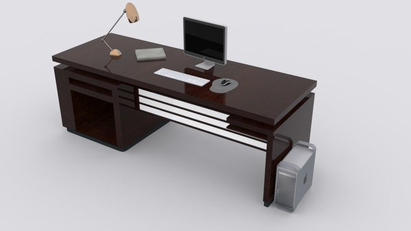Simple Unique Computer Desk For Laptop With Drawer Keyboard Cpu Under The
