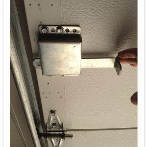 garage door slide lock. Garage Door Inside Slide Lock D