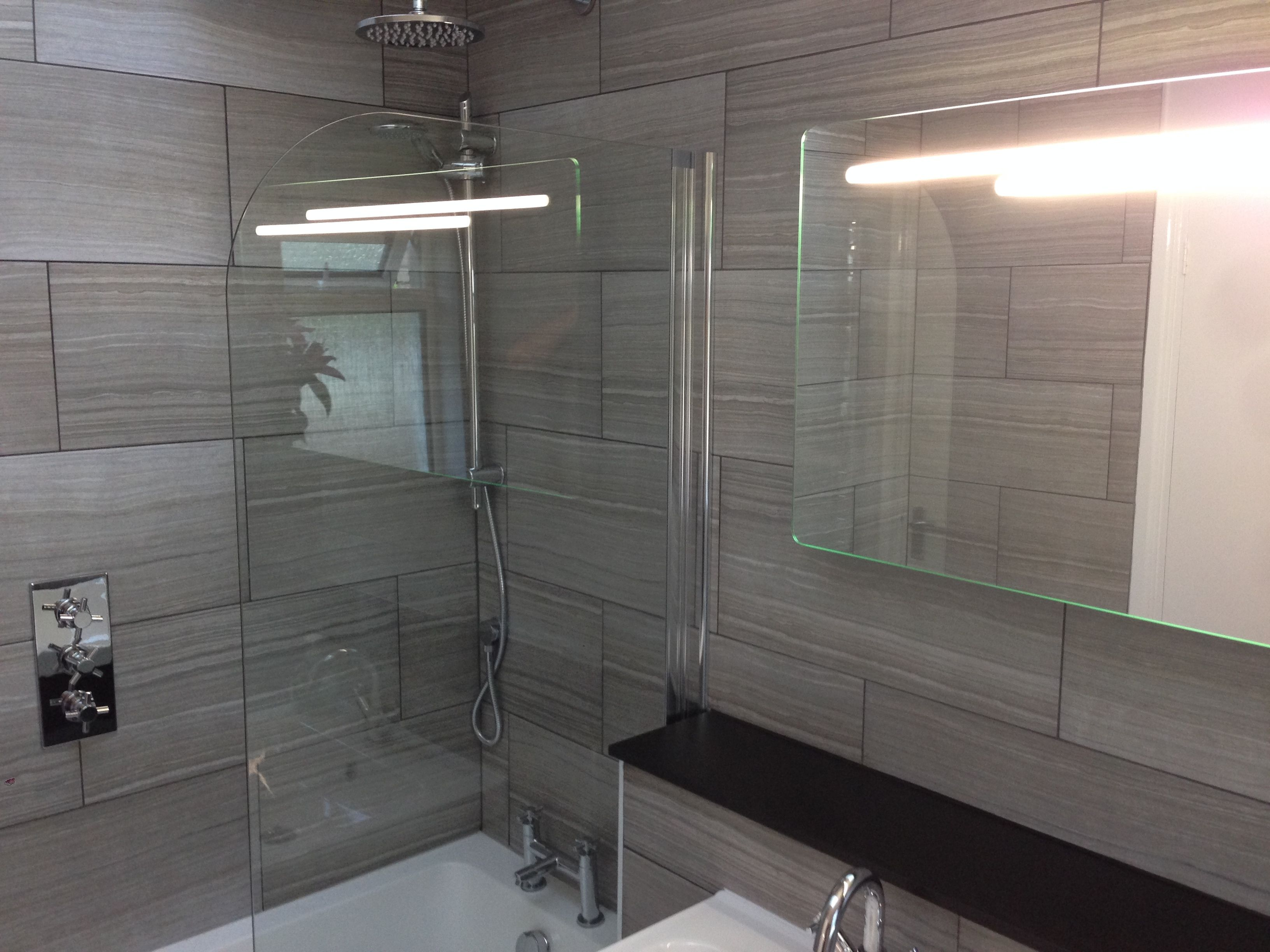 eramosa white shower - Google Search | Tile shower ideas ...