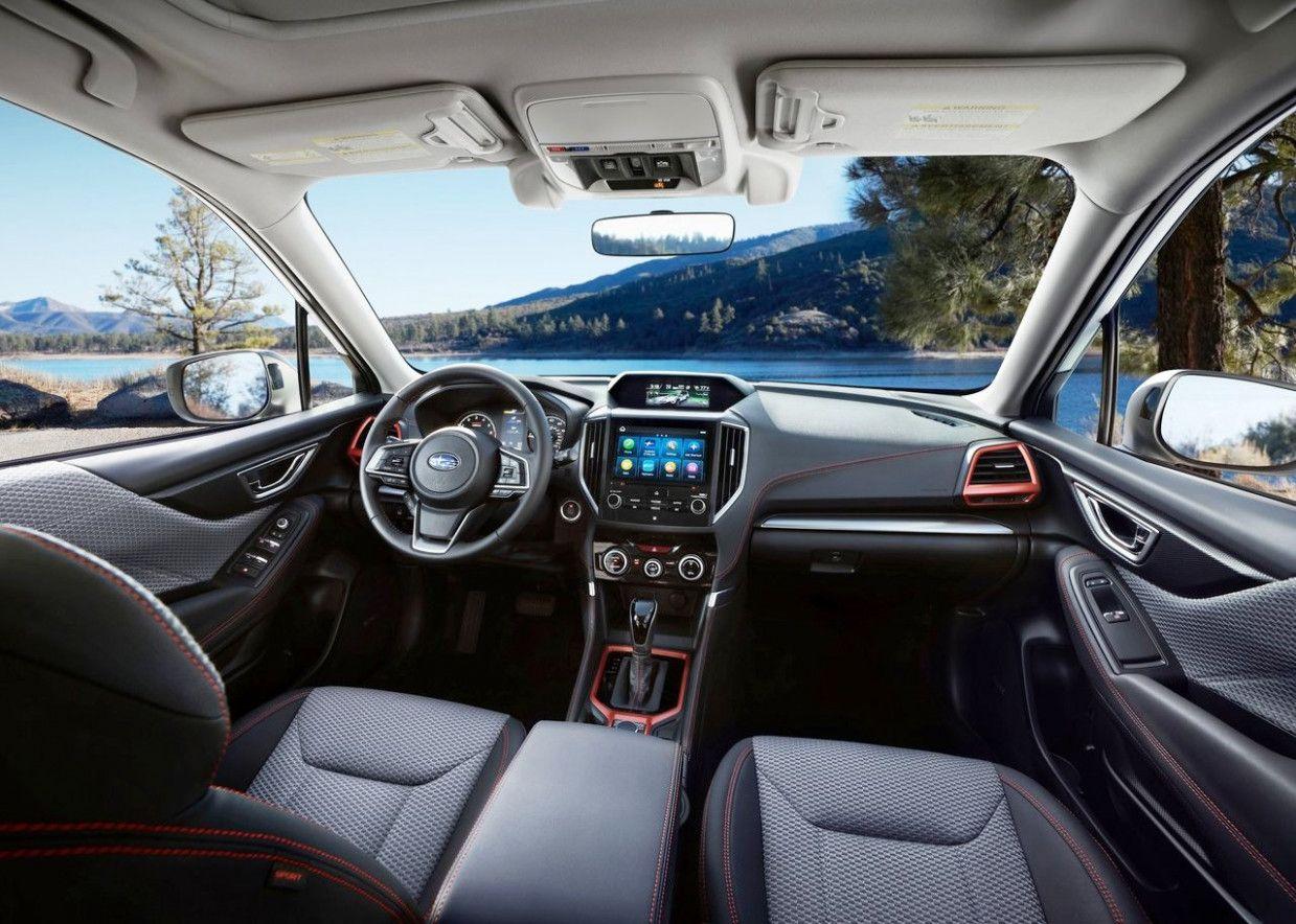 12 Image 2020 Subaru Forester Interior According to