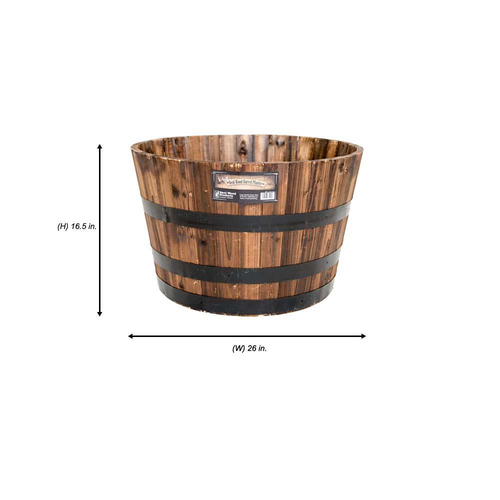 Pin By Elizabeth Floch On Landscaping West Blvd 2019 Half Whiskey Barrels Barrel Planter Whiskey Barrel Planter