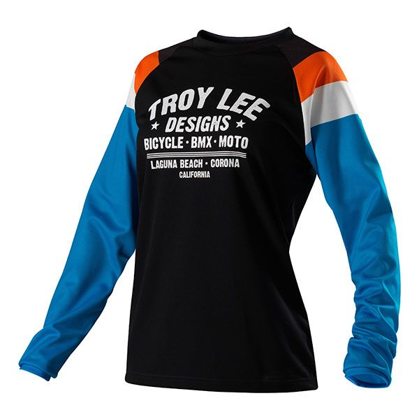 Check Out The Deal On Troy Lee Designs 2014 Rev Jersey Women S