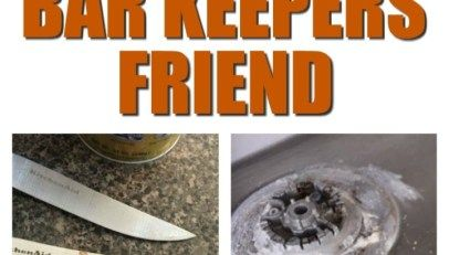 Bar Keepers Friend Soft Cleanser 2-Pack 26 Oz Stainless