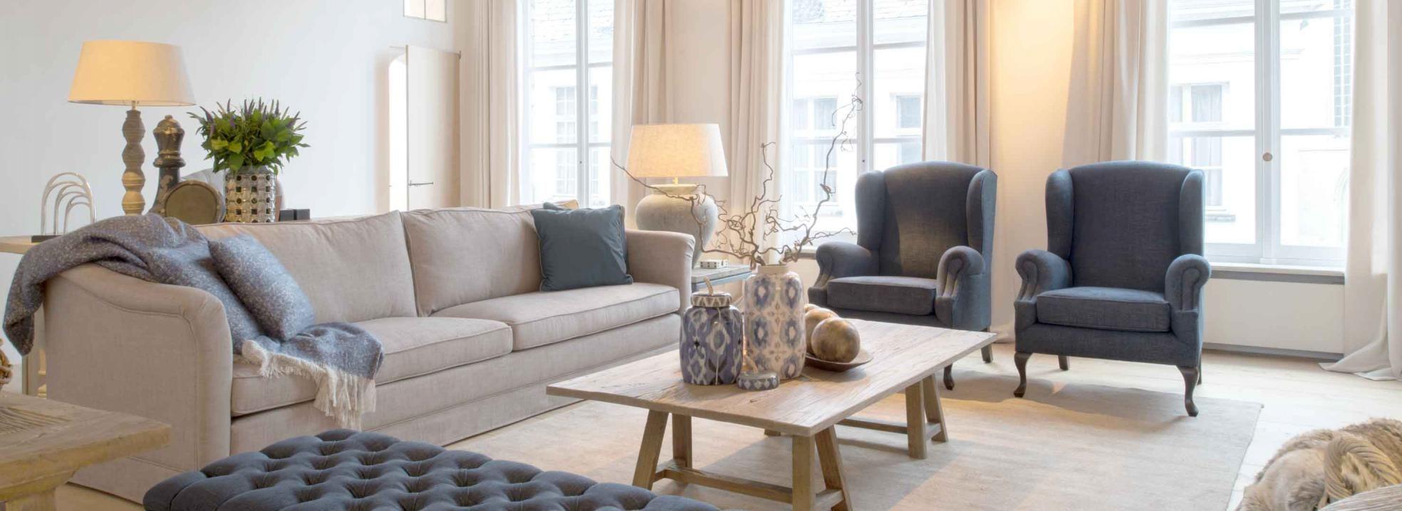 Charrell home interiors accessoires de d coration d for Accessoire deco salon