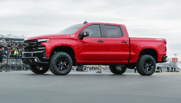 2020 Chevy Silverado Redesign, Engine, Interior – Chevy ...