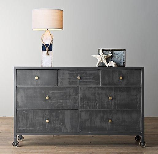 Furniture 0 Interest: Knox Wide Dresser I RH Baby And Child