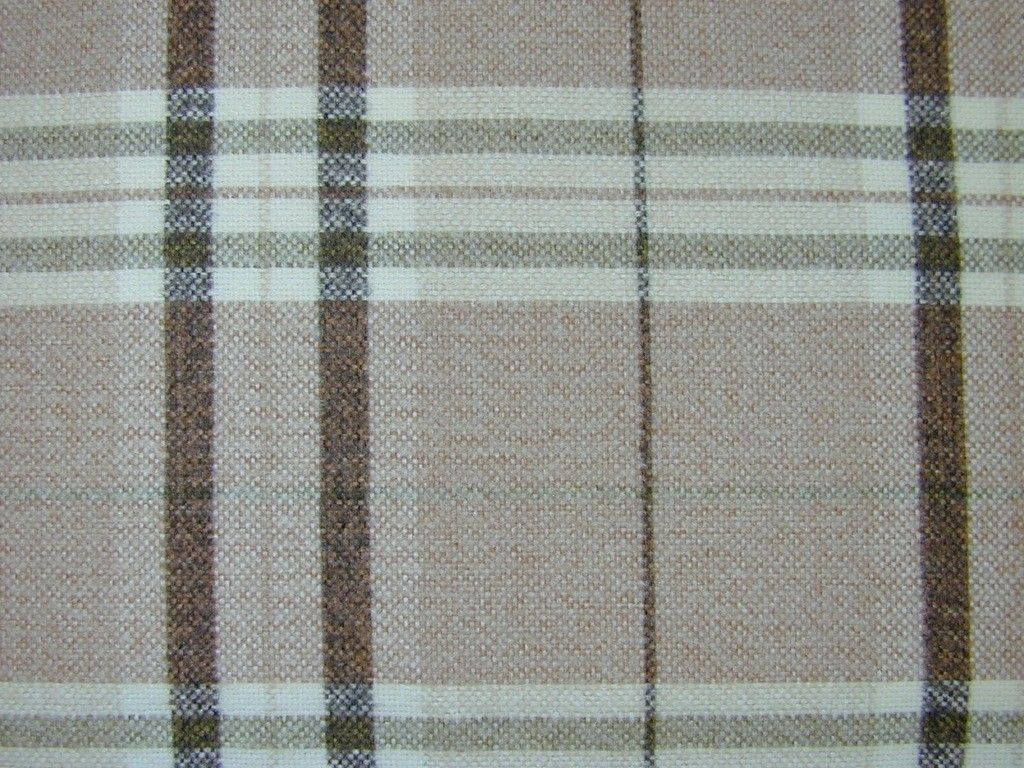 crypton fabric sofa uk big set online tartan check chenille green and beige curtain the